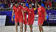 تیم ملی فوتبال ساحلی ایران فینالیست مسابقات جهانی شد